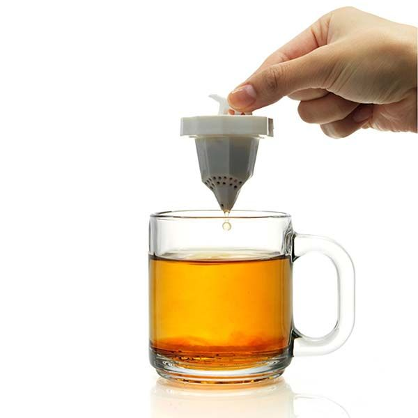 The Iceberg Tea Infuser Reminds of the Impact of Global Warming