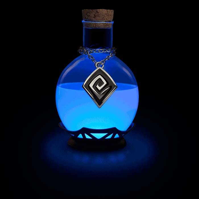 The Led Desk Lamp Boasts All Power Of In Game Potions