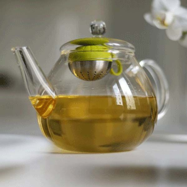 Magnetic Tea Ball Tea Infuser for Teapot