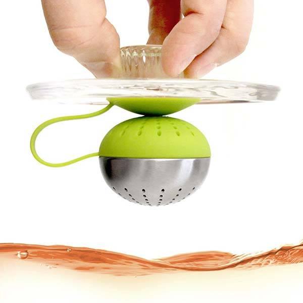 Magnetic Tea Ball Tea Infuser for Teapot