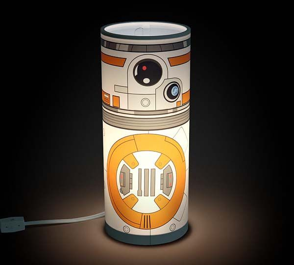 The Star Wars Desktop Accent Lamps Inspired By R2 D2 C