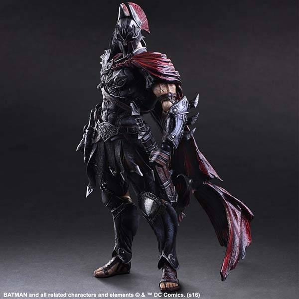Variant Play Arts Kai Timeless Sparta Batman Action Figure