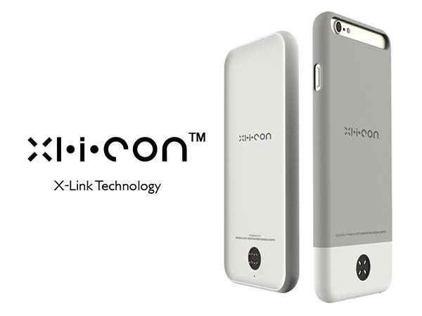 XI.i.CON iPhone 6s/ 6s Plus Cases with a Charging Dock