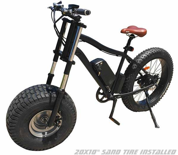 Xterrain500 All-Terrain Electric Bike