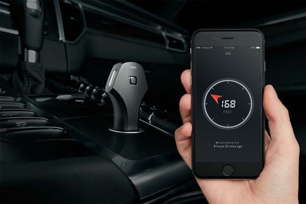 ZUS Military Grade Smart USB Car Charger