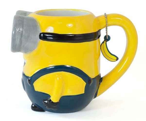 3D Minion Coffee Mug