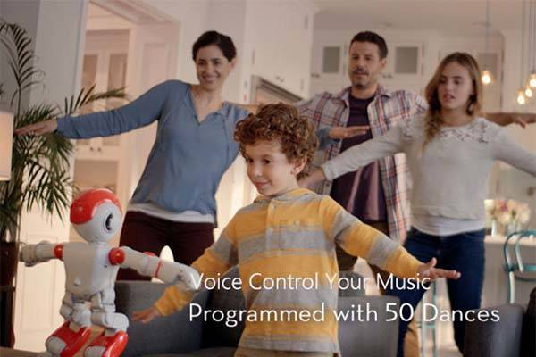 Alpha 2 Smart Humanoid Robot for Your Family