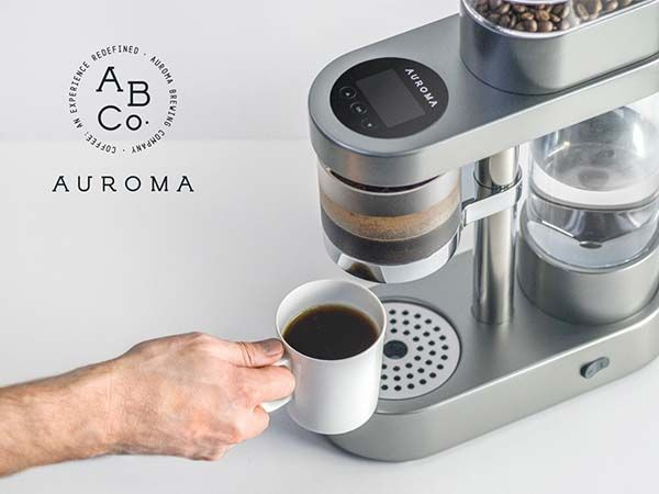 networked coffee machine