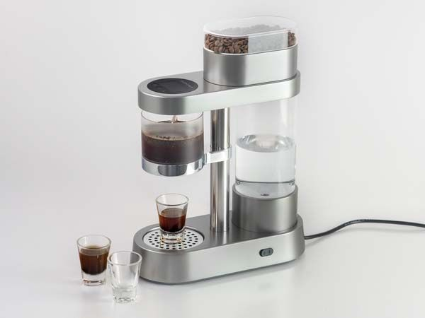Auroma One App-Enabled Smart Coffee Maker Provides You Full Control for Your Brewing Gadgetsin