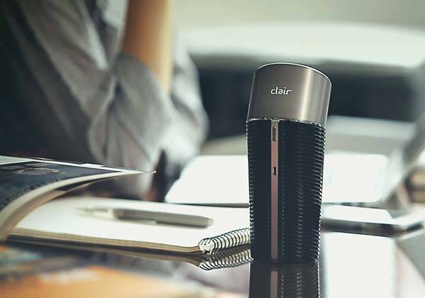 Clair B Portable Air Purifier