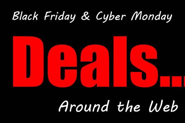 Cyber Monday Deals around the Web 2015