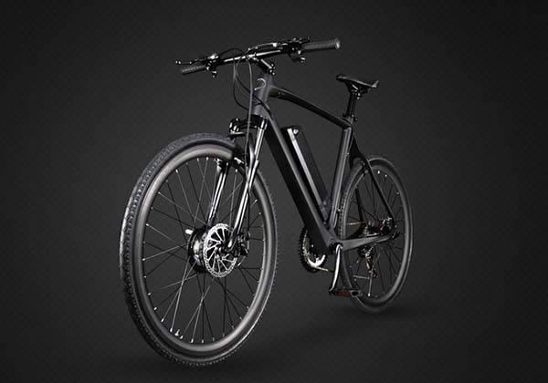 Daymak EC1 Carbon Fiber Electric Bike