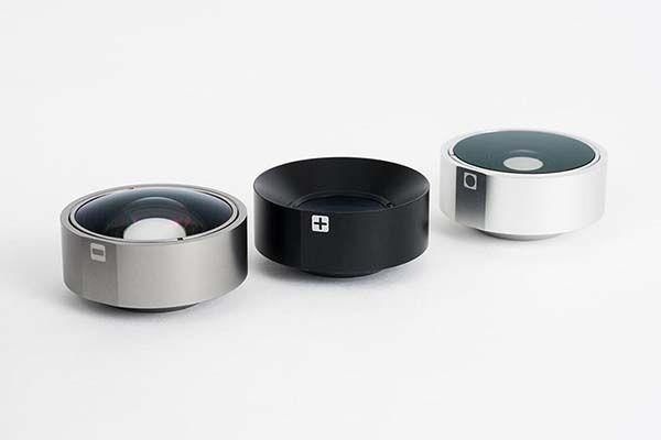 Iris Premium Phone Lens Kit Fits on Various Smartphones