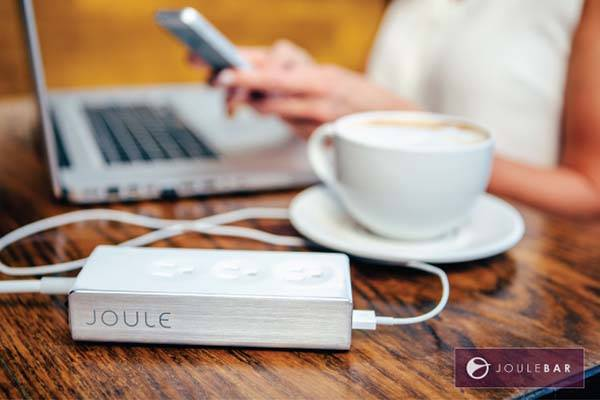 JouleBar Minimal and Portable Power Strip
