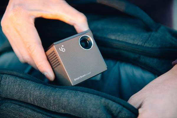 Li'l WiFi Ultra Portable Projector for Smartphones and Tablets