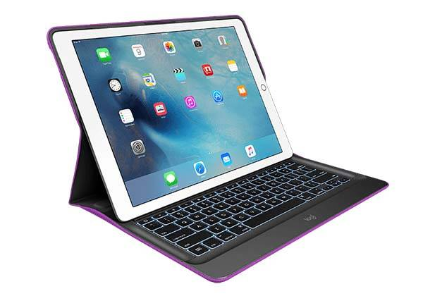 Logitech Create iPad Pro Keyboard Case Boasts Integrated Smart Connector