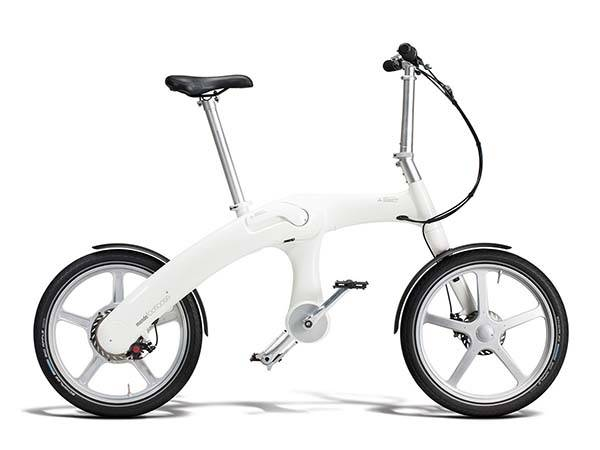 Mando Footless Folding Electric Bike