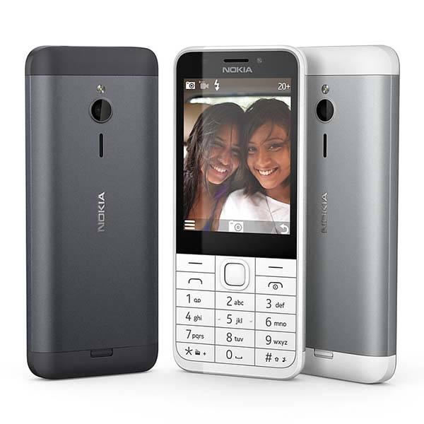 Microsoft Nokia 230 and Nokia 230 Dual SIM