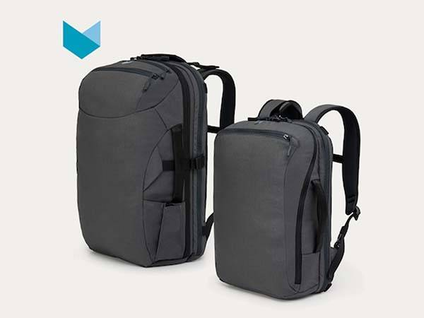 Minaal Daily and Carry-on 2.0 Stylish and Versatile Backpacks