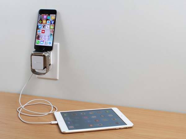 Move Ultra Portable Wireless Charging Station For Apple