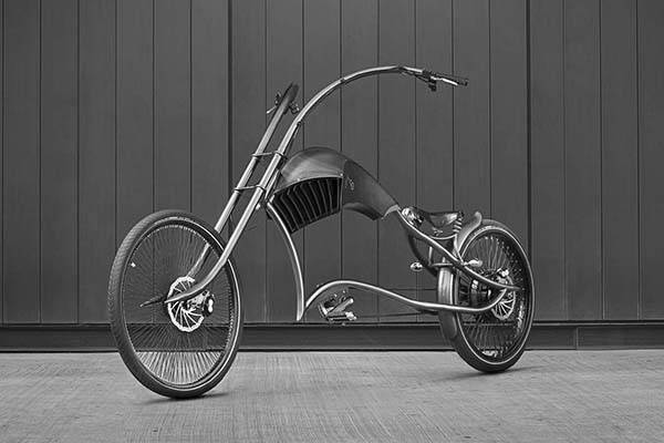 One Bikes Archont Electro Harley Davidson Inspired Electric Bike