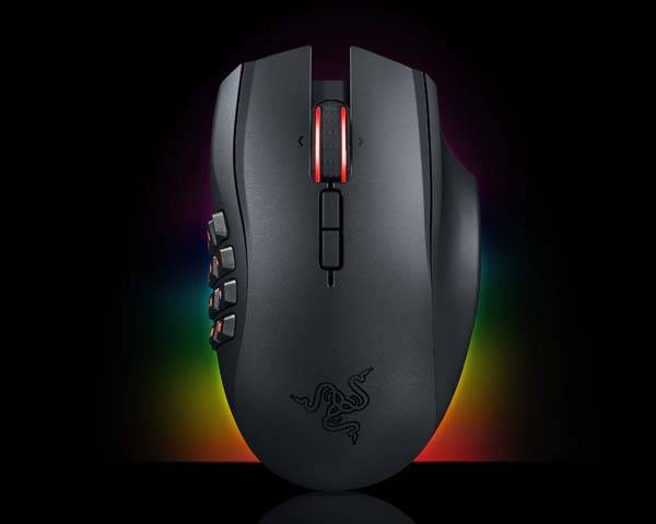 Razer Naga Epic Chroma Wireless Gaming Mouse