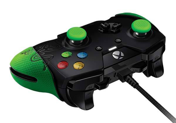 Razer Wildcat Xbox One Game Controller with Four Additional Programmable Buttons