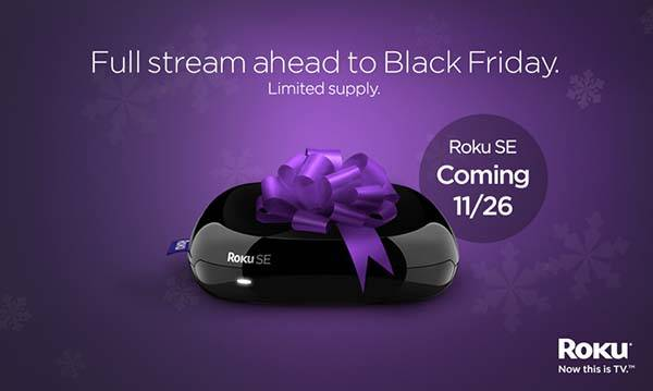 Roku SE Affordable Streaming Box