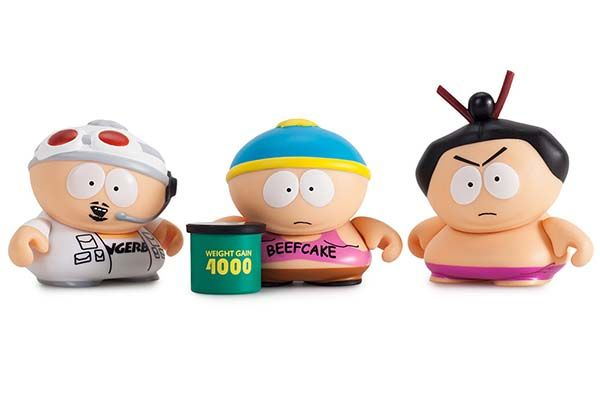 South Park Many Faces of Cartman Mini Figure Series