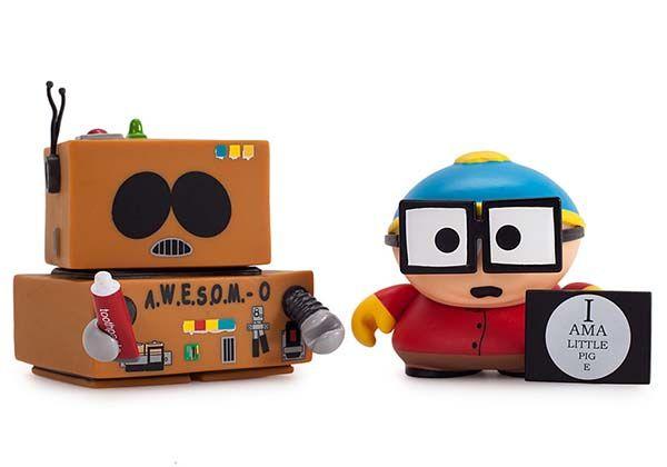 South Park Many Faces of Cartman Mini Figure Series