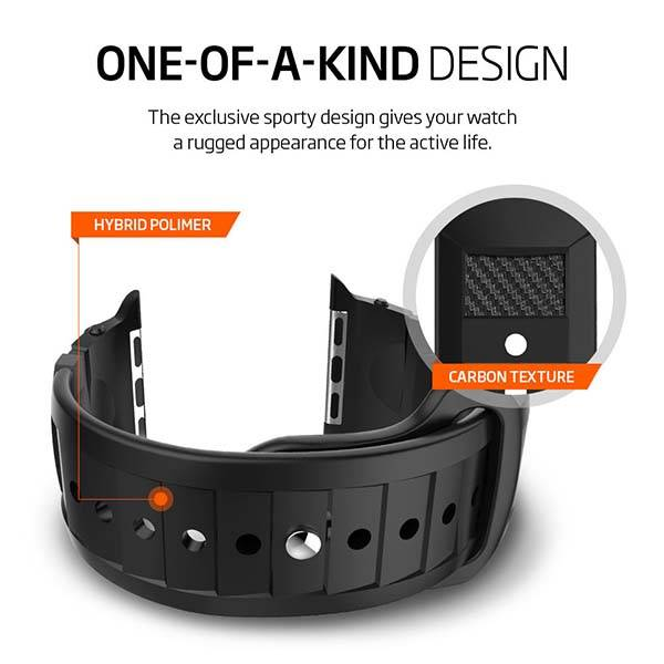 Spigen Rugged Apple Watch Band