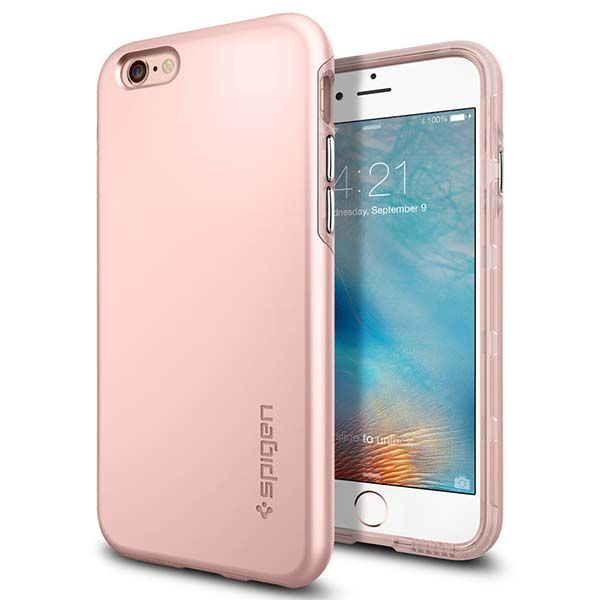 Spigen Thin Fit Hybrid iPhone 6s/ 6s Plus Cases