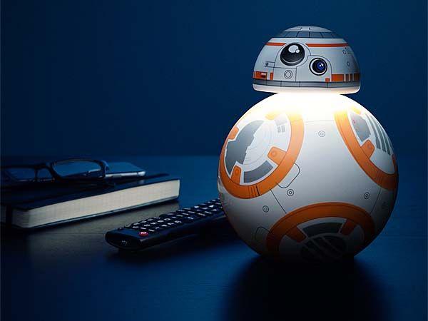 Star Wars Bb 8 Led Desk Lamp Gadgetsin