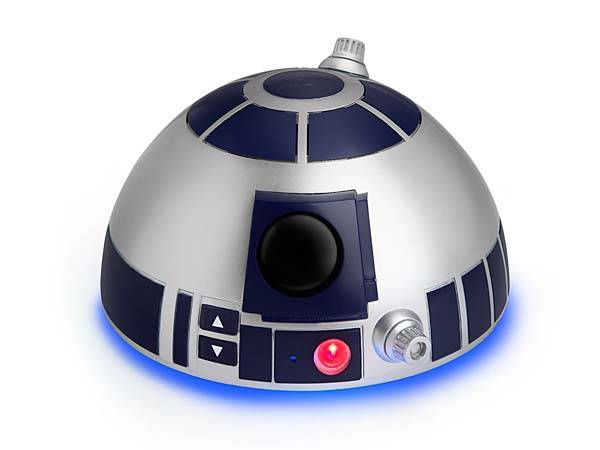 Star Wars R2-D2 Mini Bluetooth Speaker