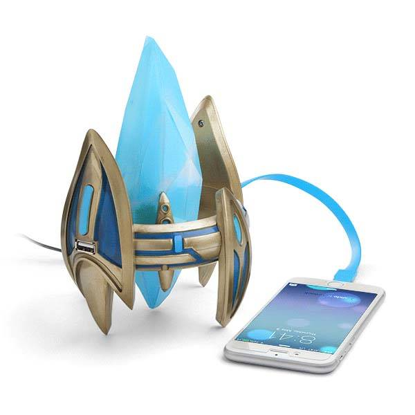 Starcraft 2 Protoss Pylon USB Charger