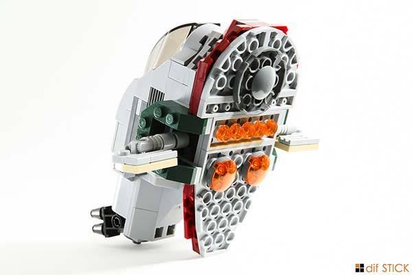 Chibi LEGO Star Wars Starfighters - Slave I