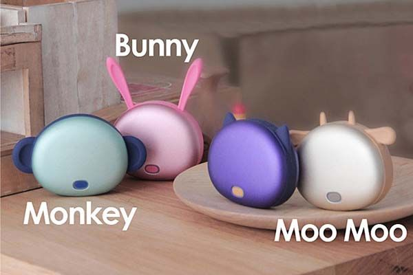 Ear+ USB Hand Warmer with Power Bank