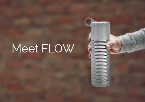 Flow Smart Filtered Water Bottle