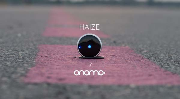 HAIZE is a Navigation Device for Your Cycling