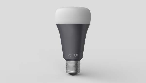 Qube Affordable WiFi LED Smart Bulb