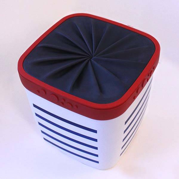 Twist Lid Lunch Box