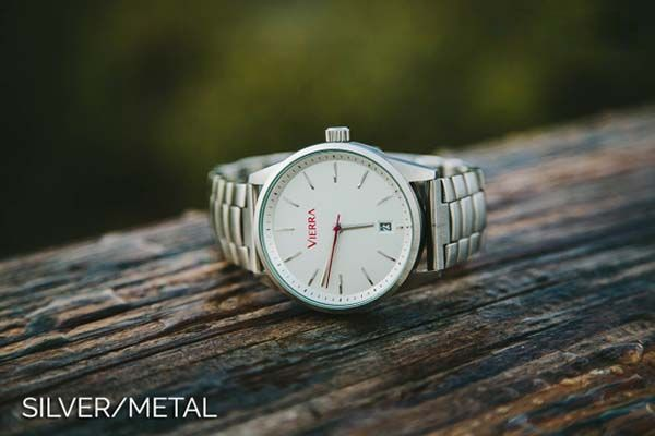 The Vierra Elegant Analogy Watch Under $100