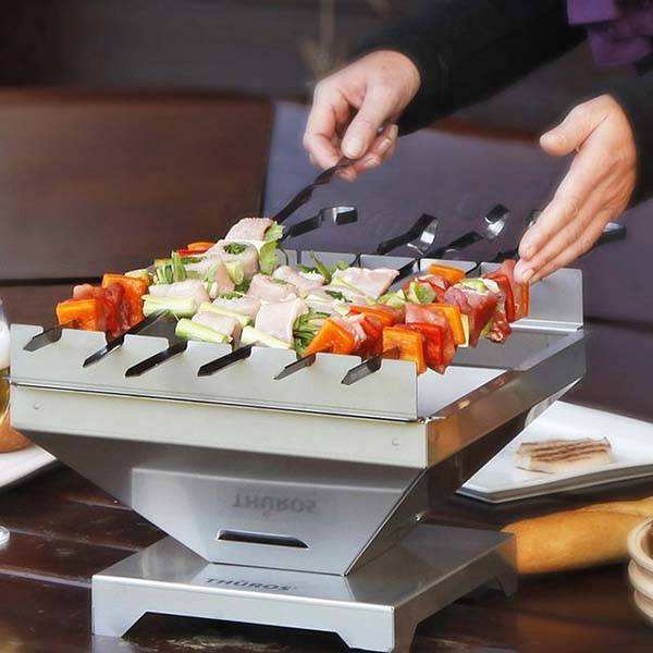 Thuros Tabletop Portable BBQ Grill