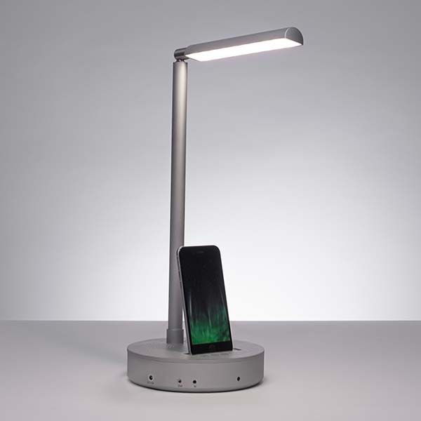 Tlight S3 LED Desk Lamp Boasts Integrated Charging Station and Bluetooth Speaker