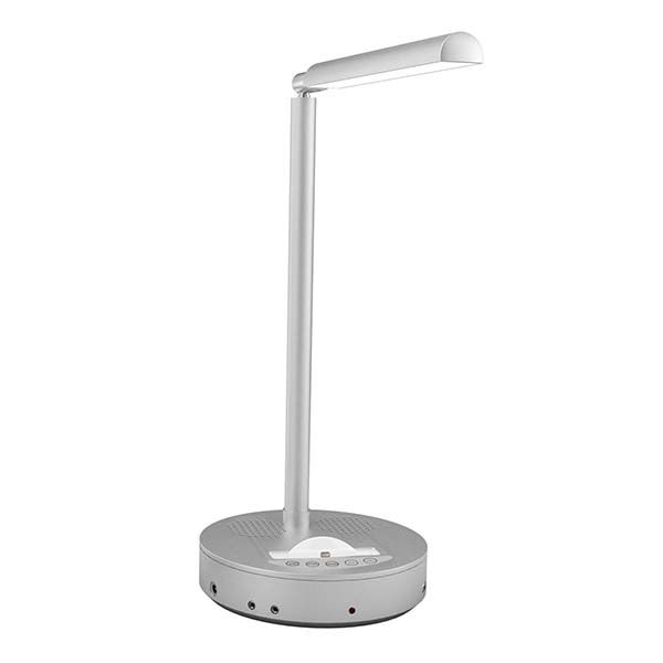 Tlight S3 LED Desk Lamp with Integrated Charging Station and Bluetooth Speaker