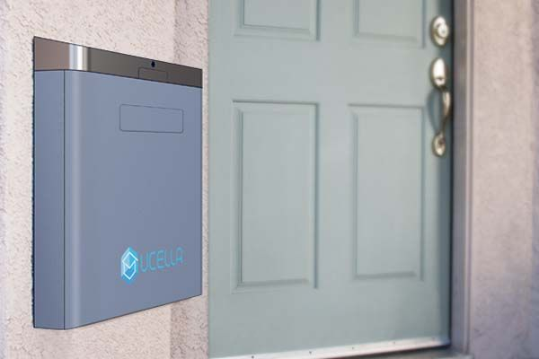Ucella Smart Package Amp Delivery Mailbox Tracks And