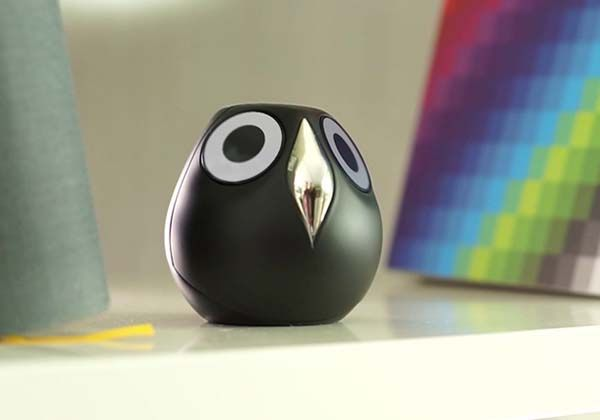 Ulo Cute Owl Surveillance Camera