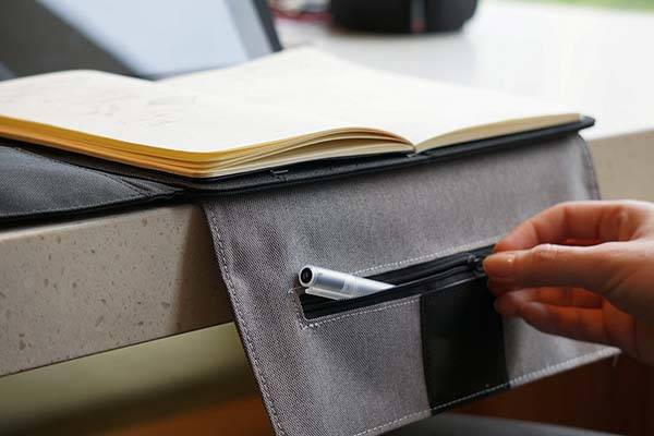 Workspace On The Go iPad Case