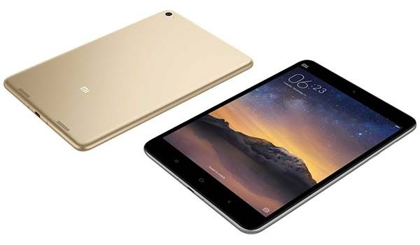 Xiaomi Mi Pad 2 Android and Windows Tablets