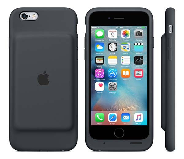 Apple Antenna Equipped iPhone 6s Smart Battery Case